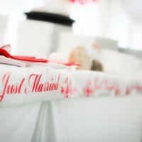 Feenzelt Winter Innen Dekoration Hochzeit