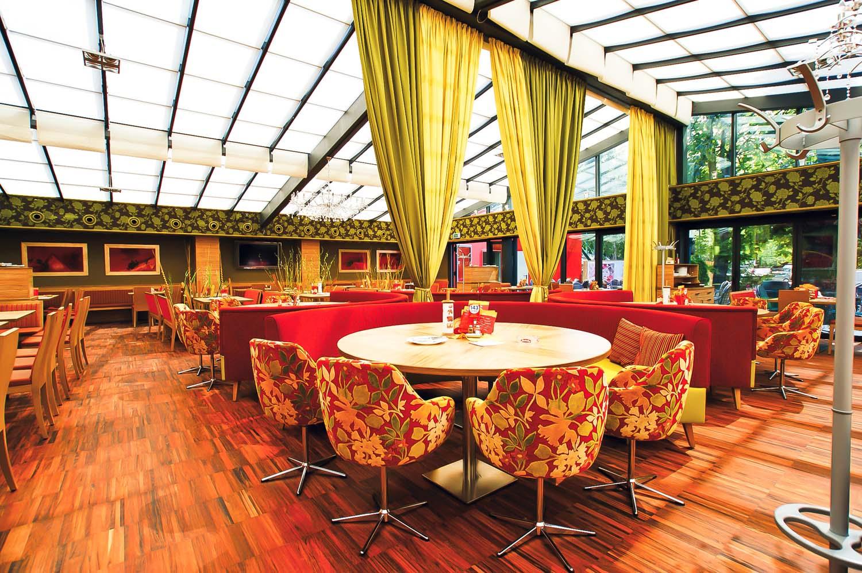 Kolariks Luftburg Kulinarische Schmankerl I Prater Restaurant