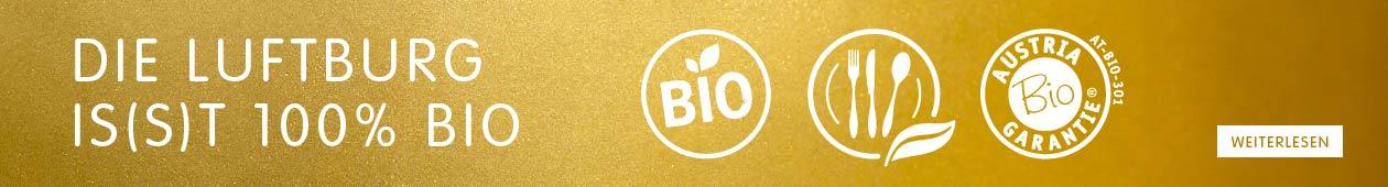 100% Bio - Austria Bio Garantie