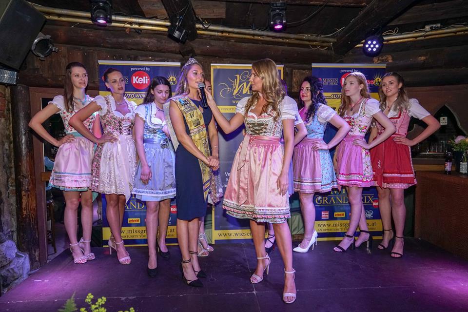 Miss Grand Prix Wahl in Kolariks Luftburg 1