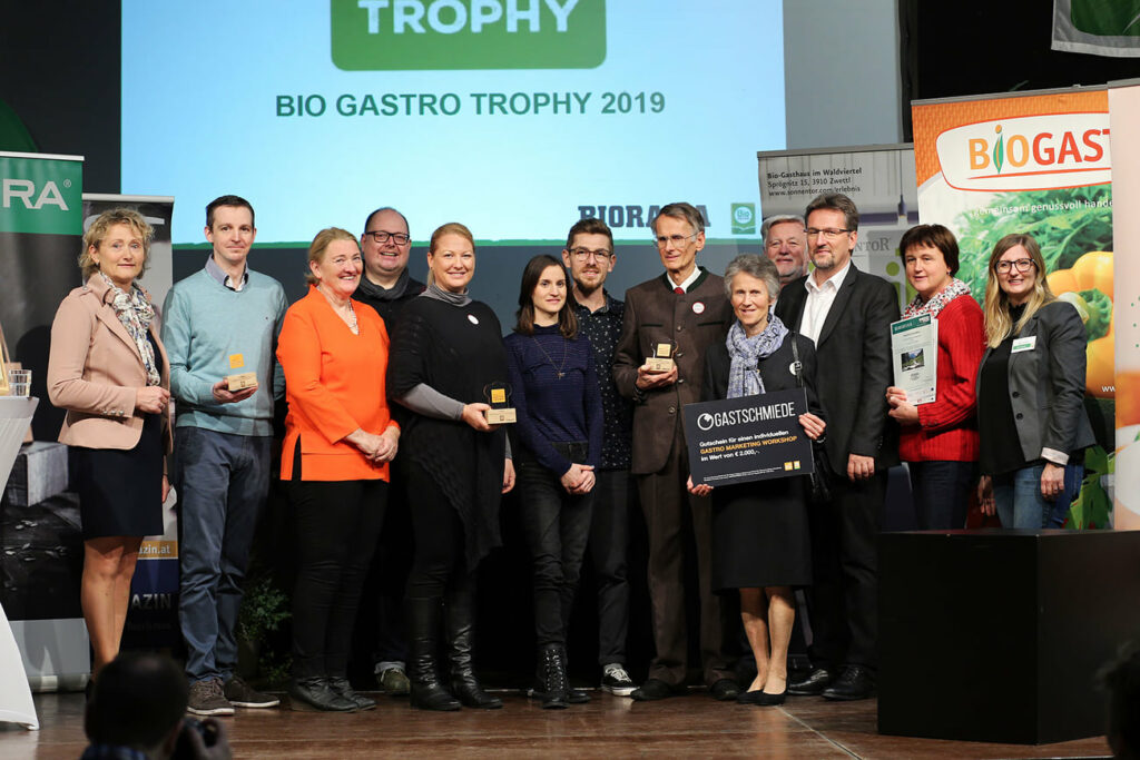 Kolariks Luftburg gewinnt BIO GASTRO TROPHY 2
