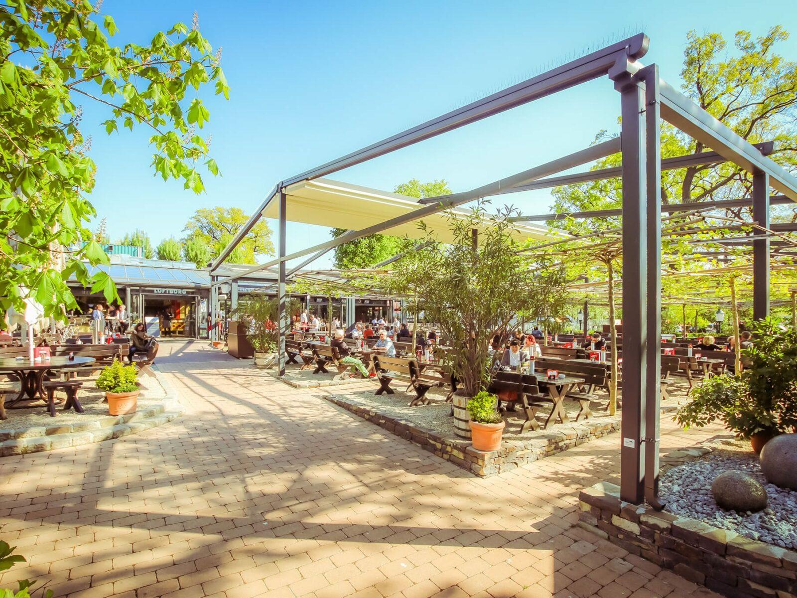Titelbild Restaurant Luftburg